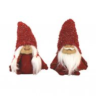 Fabric Mr & Mrs Santa