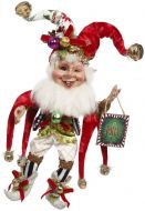 Elf Crazy Jester