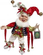 Elf Crazy Jester Med
